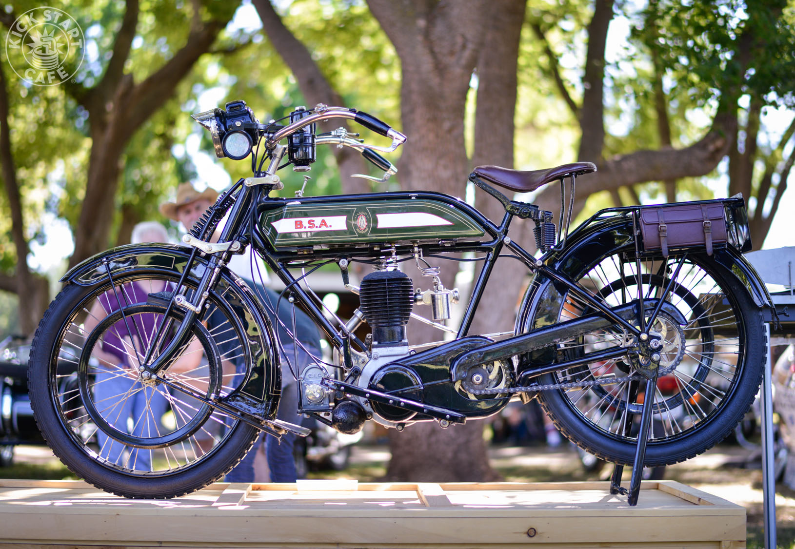 Antique Motorcycle Club Of America Show